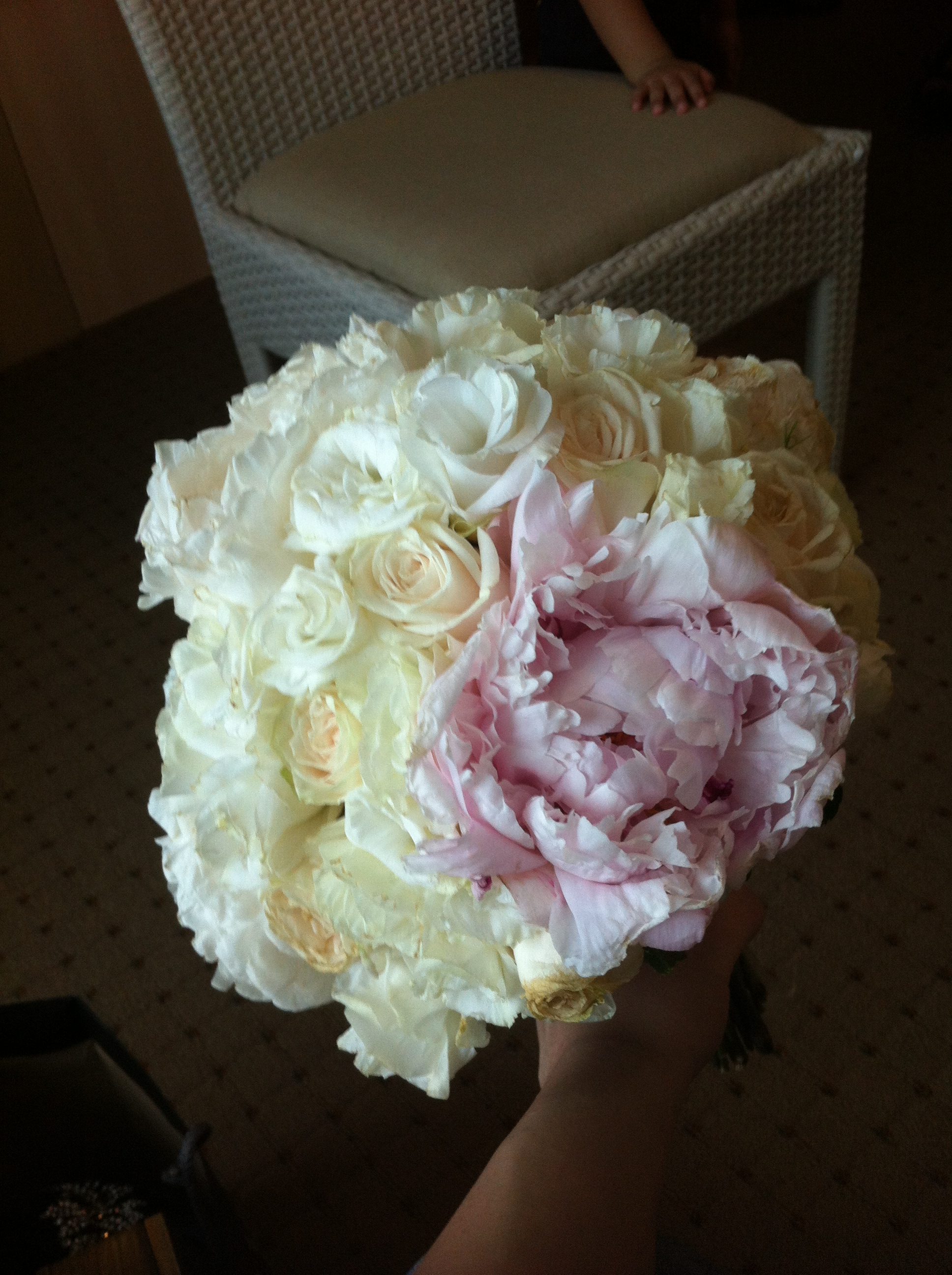 86 creation my big day on a dime groomcorsagebridesbouquet img3917 izmirmasajfo